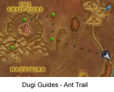 Dugi Guides - Ant Trail