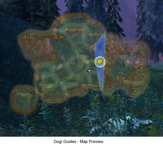 Dugi Guides Map Preview