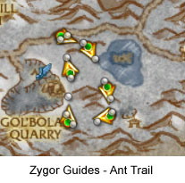 Zygor Guides - Ant Trail