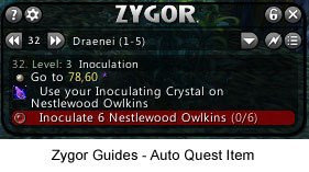 Zygor Guides - Quest Item