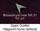 Zygor Guides - Waypoint Arrow